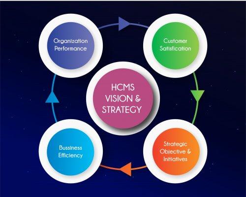 software development (HCMS)